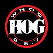 WHOG 95.7FM - The Hog