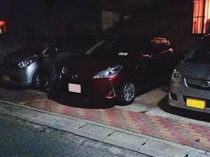 """ヴィッツ NHP130 HYBRID F 特別仕様車 """"Amie(アミー)""""のカスタム事例画像 Nれもんさんの2018年11月12日20:39の投稿"""