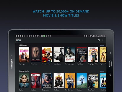 DIRECTV NOW℠- screenshot thumbnail