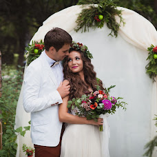 Wedding photographer Oksana Filimonova (oksii). Photo of 04.09.2015