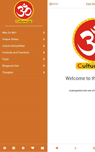 Cultureapp- screenshot thumbnail