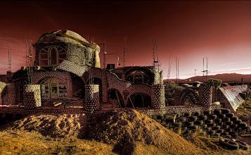 Photo: House on Mars
