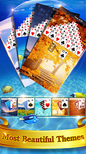 Pyramid Solitaire 2.9.498 screenshots 12