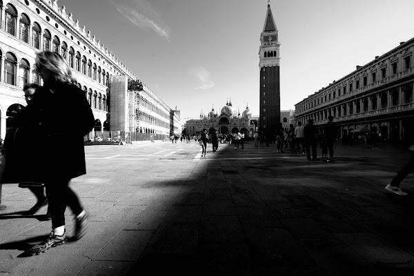 Ombre a San Marco di Andrea F