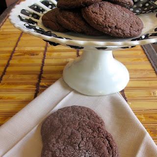 Devil's Food Cake Cookies