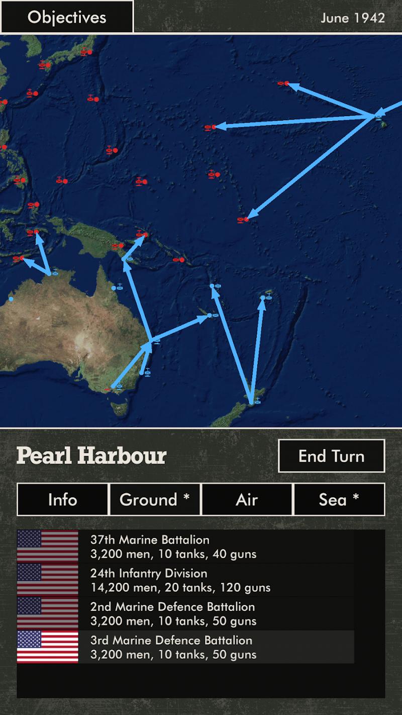 Pacific Fire Screenshot 0