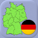 German States - Flags, Capitals and Map of Germany icon