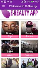 Ebeauty screenshot thumbnail