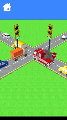 わくわく!くるまランド みんな遊べる無料アプリのおすすめ画像3