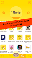 Screenshot of Child Mode & Time Education