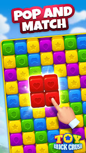 Game Toy Brick Crush - Addictive Puzzle Matching Game APK for Windows Phone