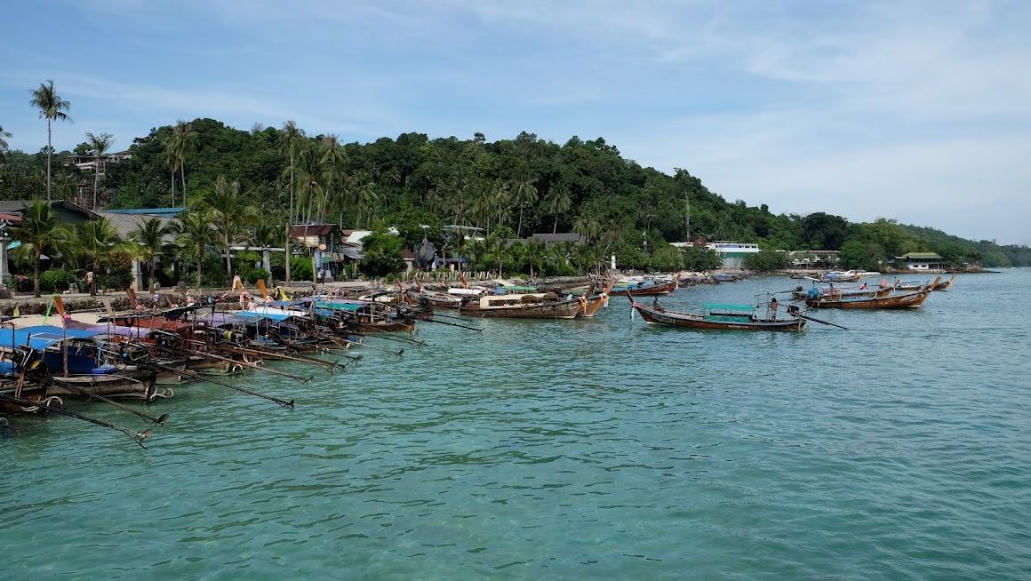Ko Phi Phi przystań
