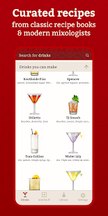 Cocktail Party: Drink Recipes & Ingredient Library - náhled