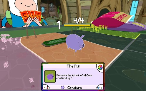 Card Wars - Adventure Time Screenshot 13
