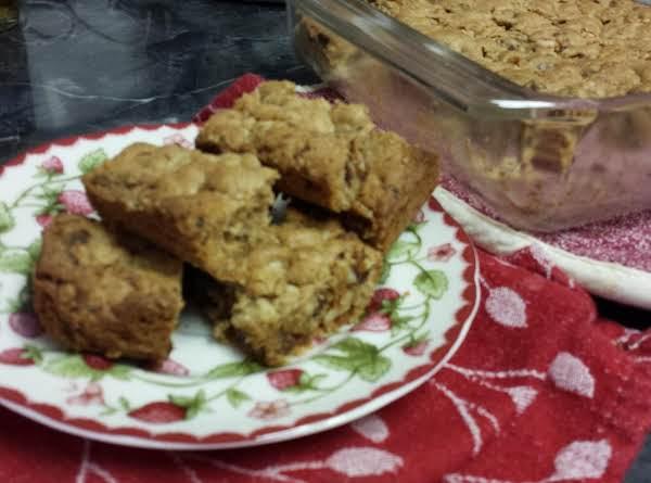Bisquick Date Bars Recipe