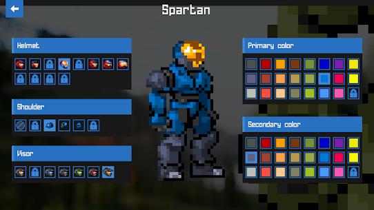 Spartan Firefight 9