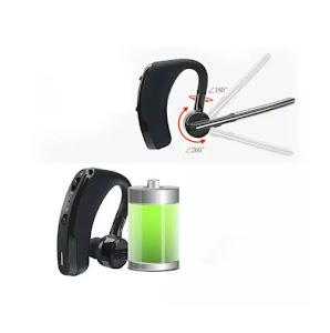 Casca Handsfree Bluetooth Smart Wireless Multipoint