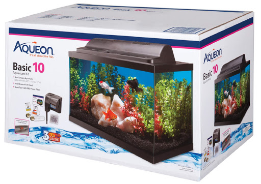 10-Gallon Aquarium Kit Only $37.99 Shipped on Petco.com (Regularly $65)
