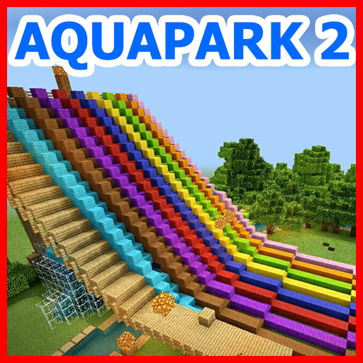 Aquatic park 2 map Minecraft