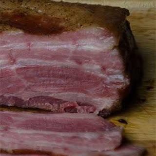 1) Simple Bacon.