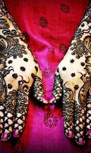 Eid Mahandi Design