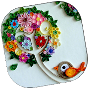 Paper Quilling Ideas by Bughats icon