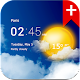Transparent clock weather (Ad-free) Android apk