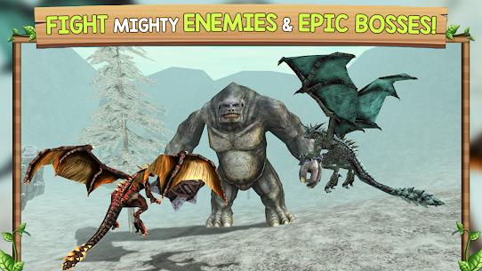 Dragon Sim Online Mod Apk : Be A Dragon 5