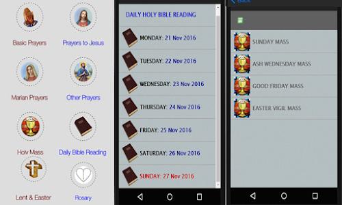 Powerful Prayers: Catholic screenshot 2