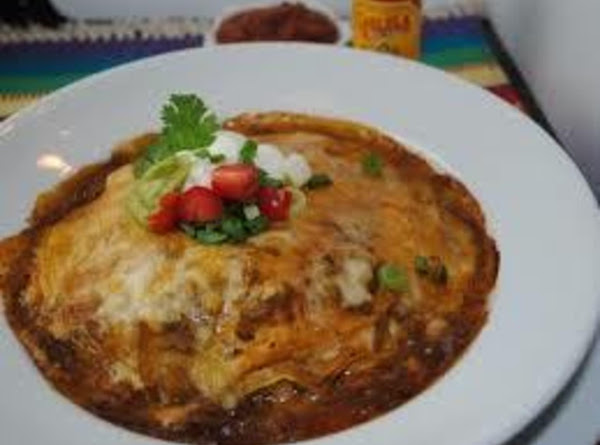 Stacked Enchiladas Recipe
