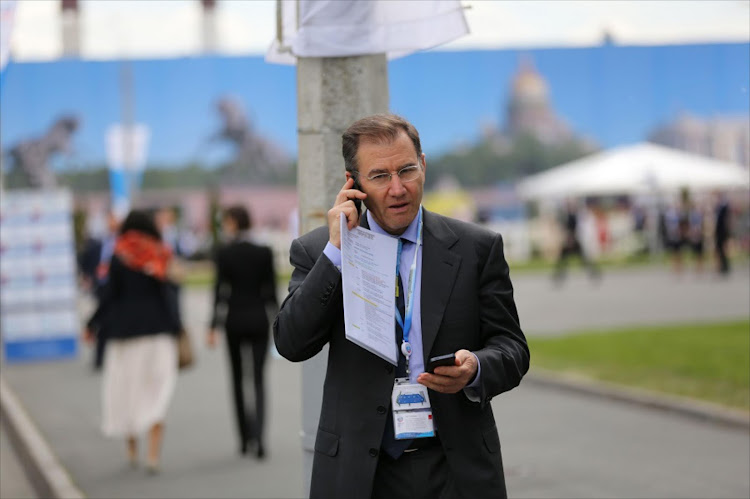 Glencore CEO Ivan Glasenberg. Picture: BLOOMBERG