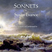 Sonnets by Susan Evance, Vol. Two