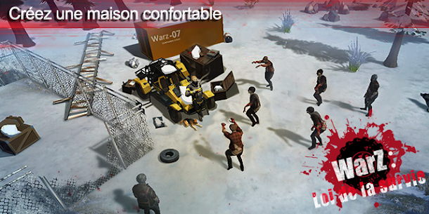 WarZ: The Law of Survival Mod 2.1.3 Apk [Unlimited Money] 1