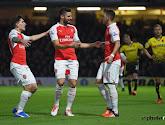 Ramsey et Oxlade-Chamberlain vont faire leur retour à Arsenal
