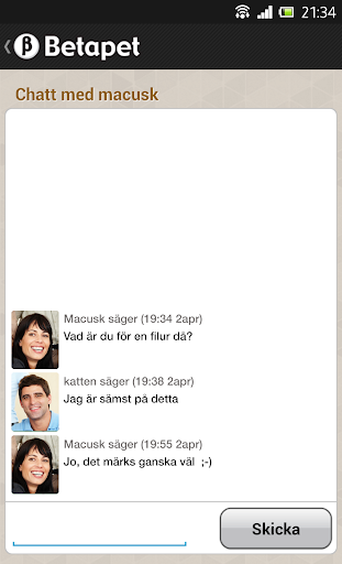 Betapet FREE 3.2.5 screenshots 5