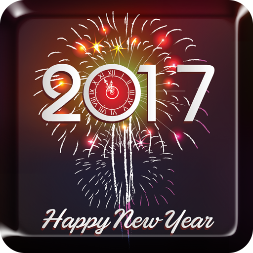 2017 New Year Live Wallpaper