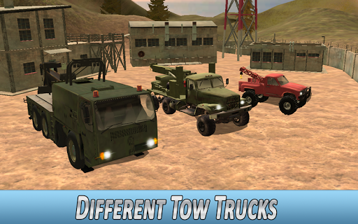 Offroad Tow Truck Simulator 2 ss2