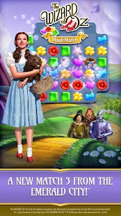 The Wizard of Oz Magic Match mod