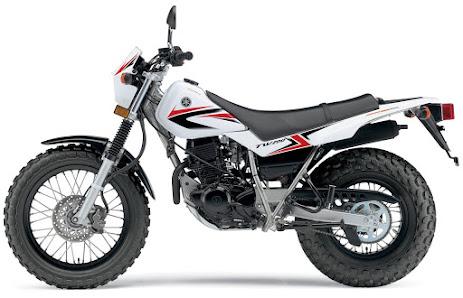 Yamaha TW 200-manual-taller-despiece-mecanica