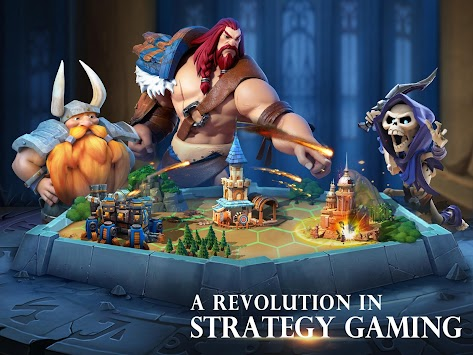 Art of Conquest (AoC) APK screenshot thumbnail 7
