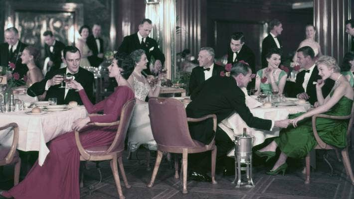 People don't dress up on cruise ships the way they used to | Stuff.co.nz