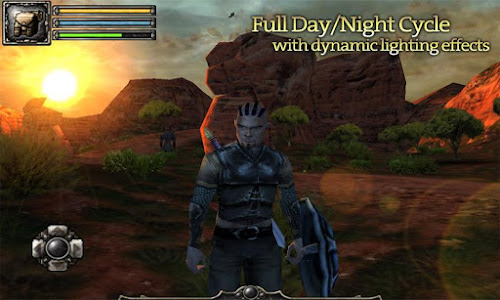 Aralon Sword and Shadow 3d RPG Screenshot