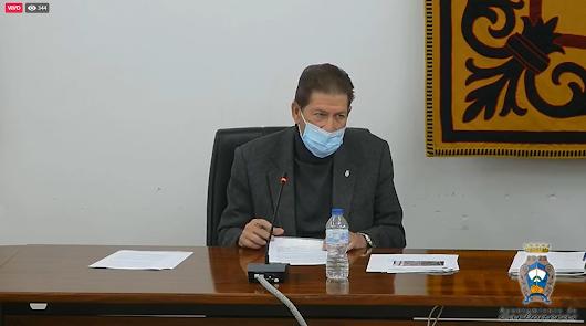 El Pleno rechaza reprobar a Pedro López en una bronca sesión extraordinaria