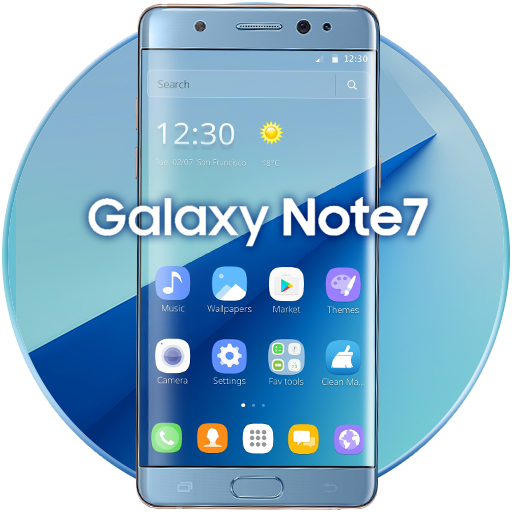 Theme for Galaxy Note7