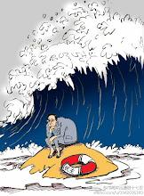 Photo: 邝飚漫画:还在等理论
