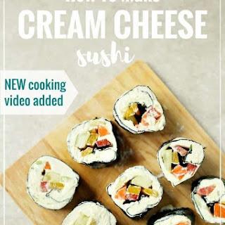 Low-Carb Sushi Recipe