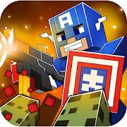 Hero Pixel V Zombie Gun 3D