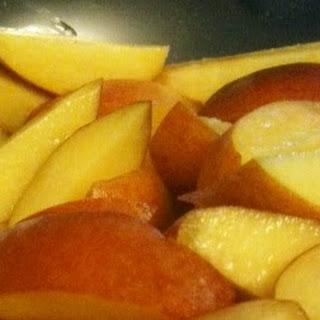 Peach Crumble Recipe