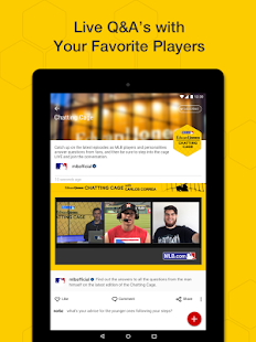 MLB Fans- screenshot thumbnail