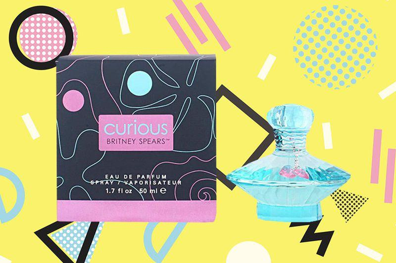 5. Curious By Britney Spears